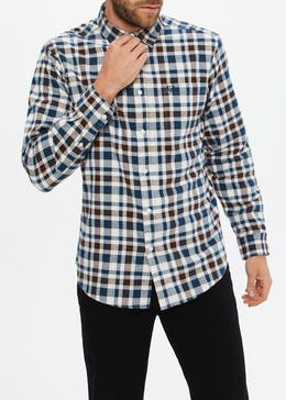 Lincoln Brushed Check Shirt