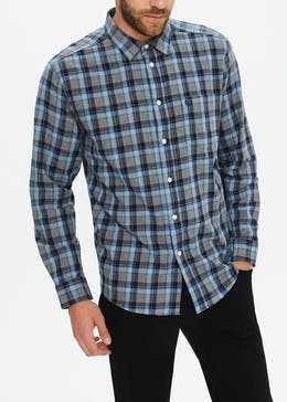 Lincoln Marl Check Shirt