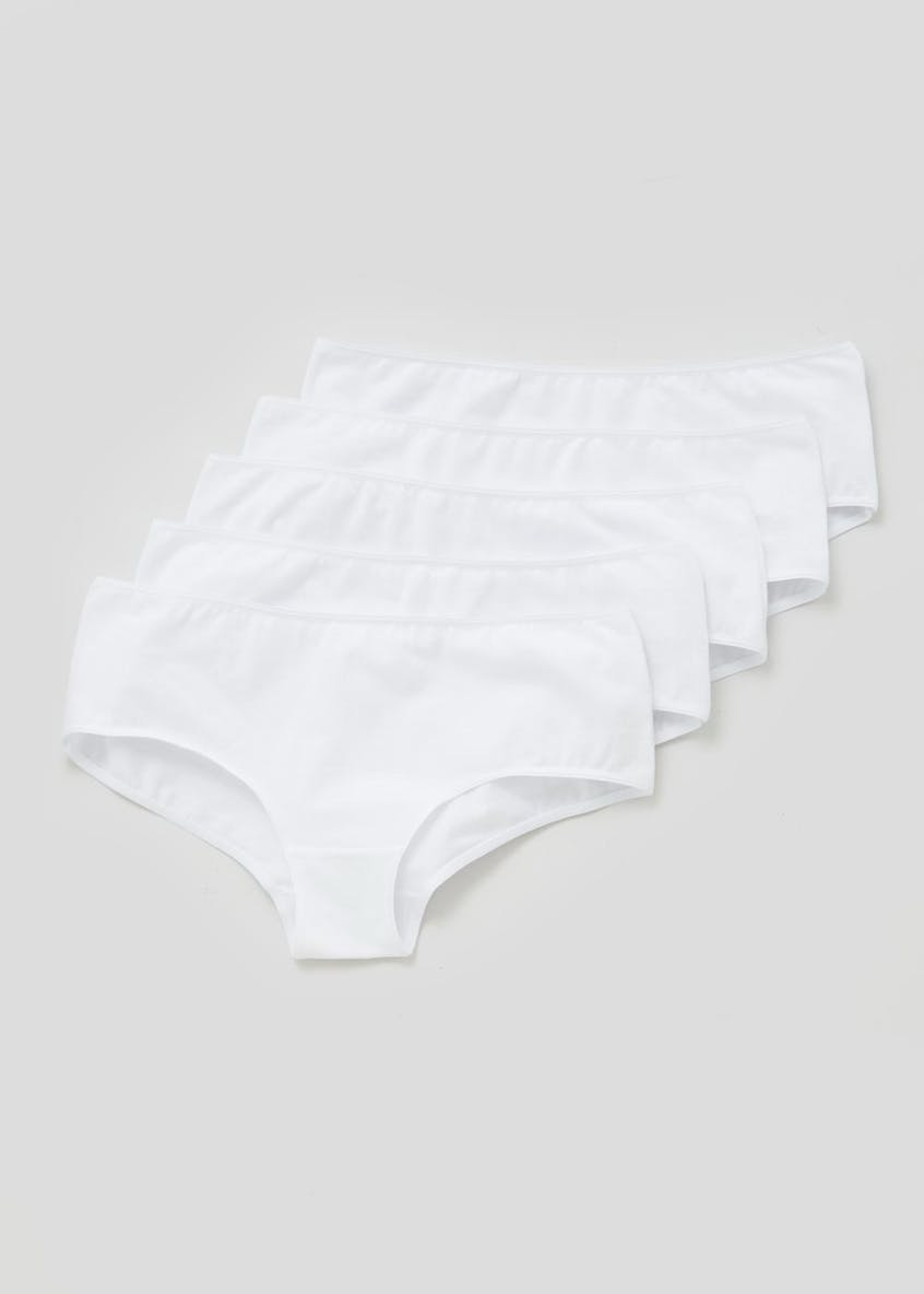 5 Pack Short Knickers