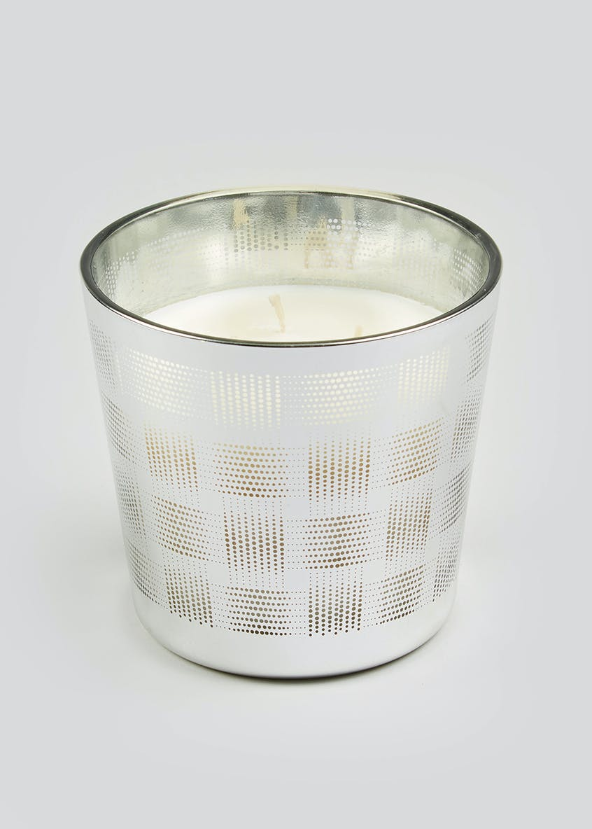 Large Fizz Scented Candle (14cm x 14cm x 13cm)