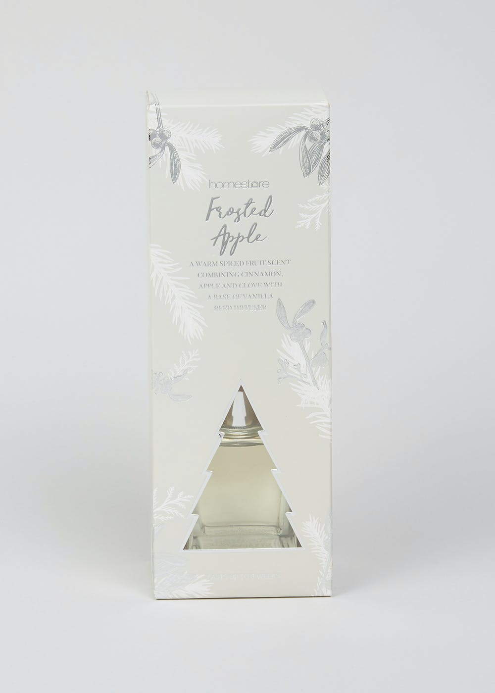 Frosted Apple Christmas Diffuser (100ml) by Matalan