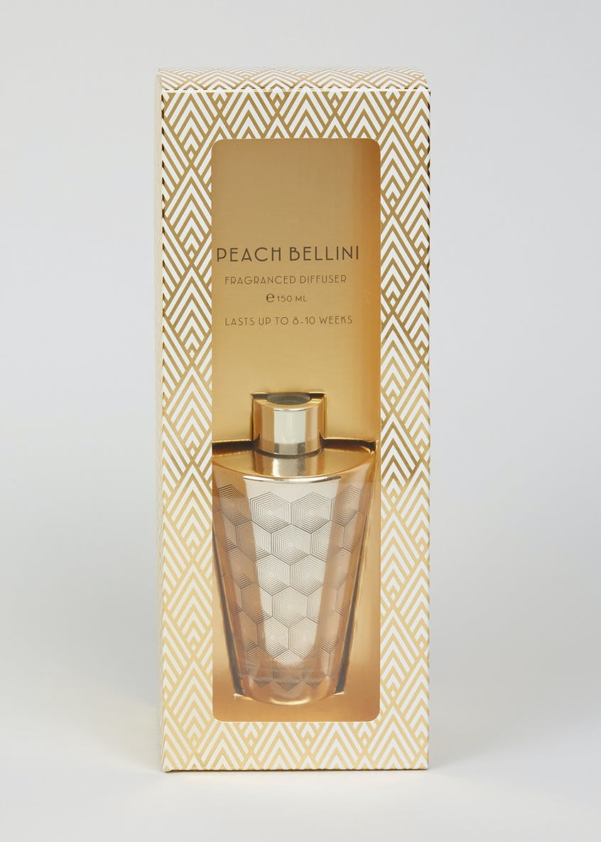 Peach Bellini Scented Diffuser (150ml)