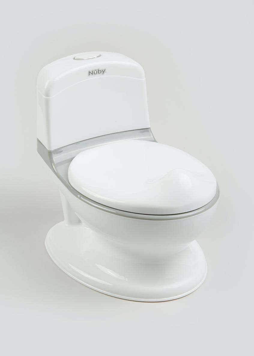 Nuby My Real Toilet Potty