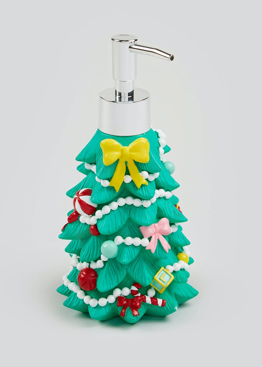Christmas Tree Soap Dispenser
