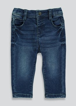 Boys Skinny Knitted Jeans (9mths-6yrs)