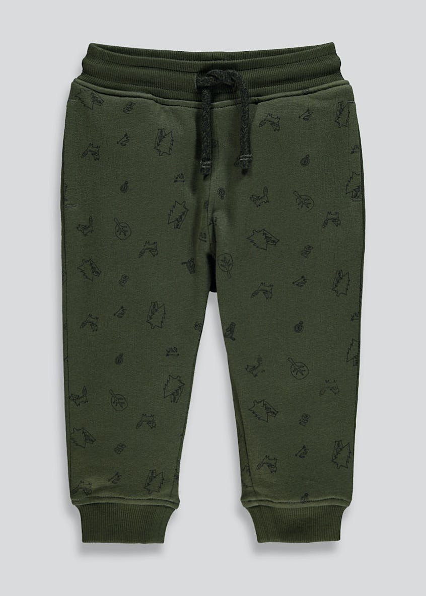 Boys Jogging Bottoms (9mths-6yrs)