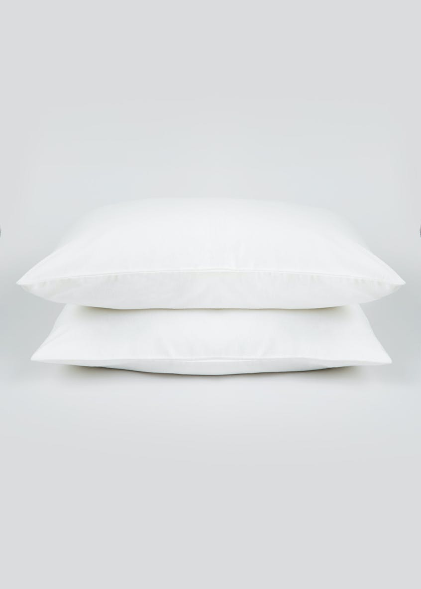 100% Brushed Cotton Pillowcases