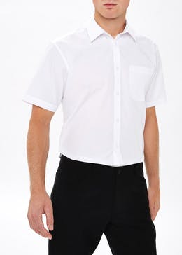 Taylor & Wright Easy Care Regular Fit Short Sleeve Shirt