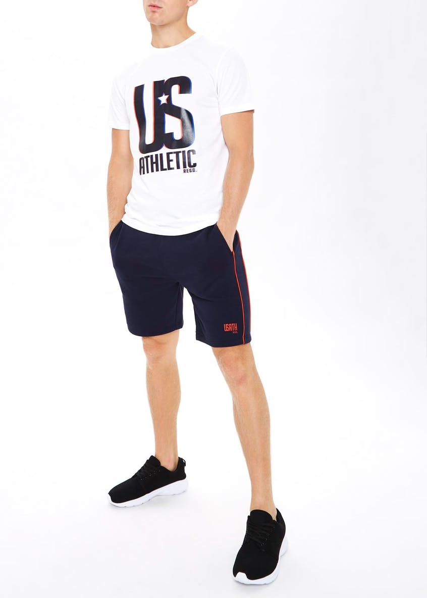 US Athletic Logo T-Shirt