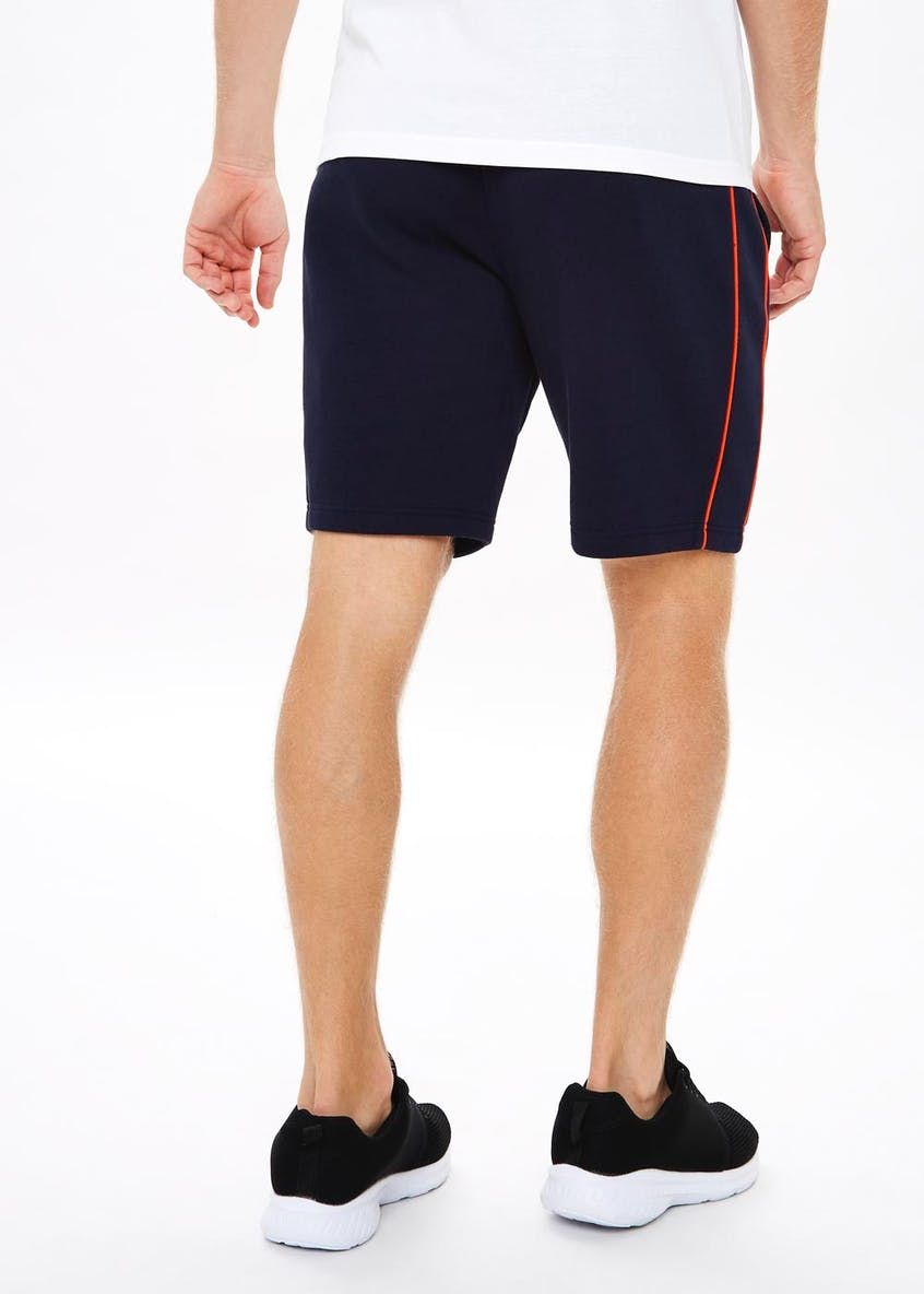 US Athletic Piped Jogging Shorts