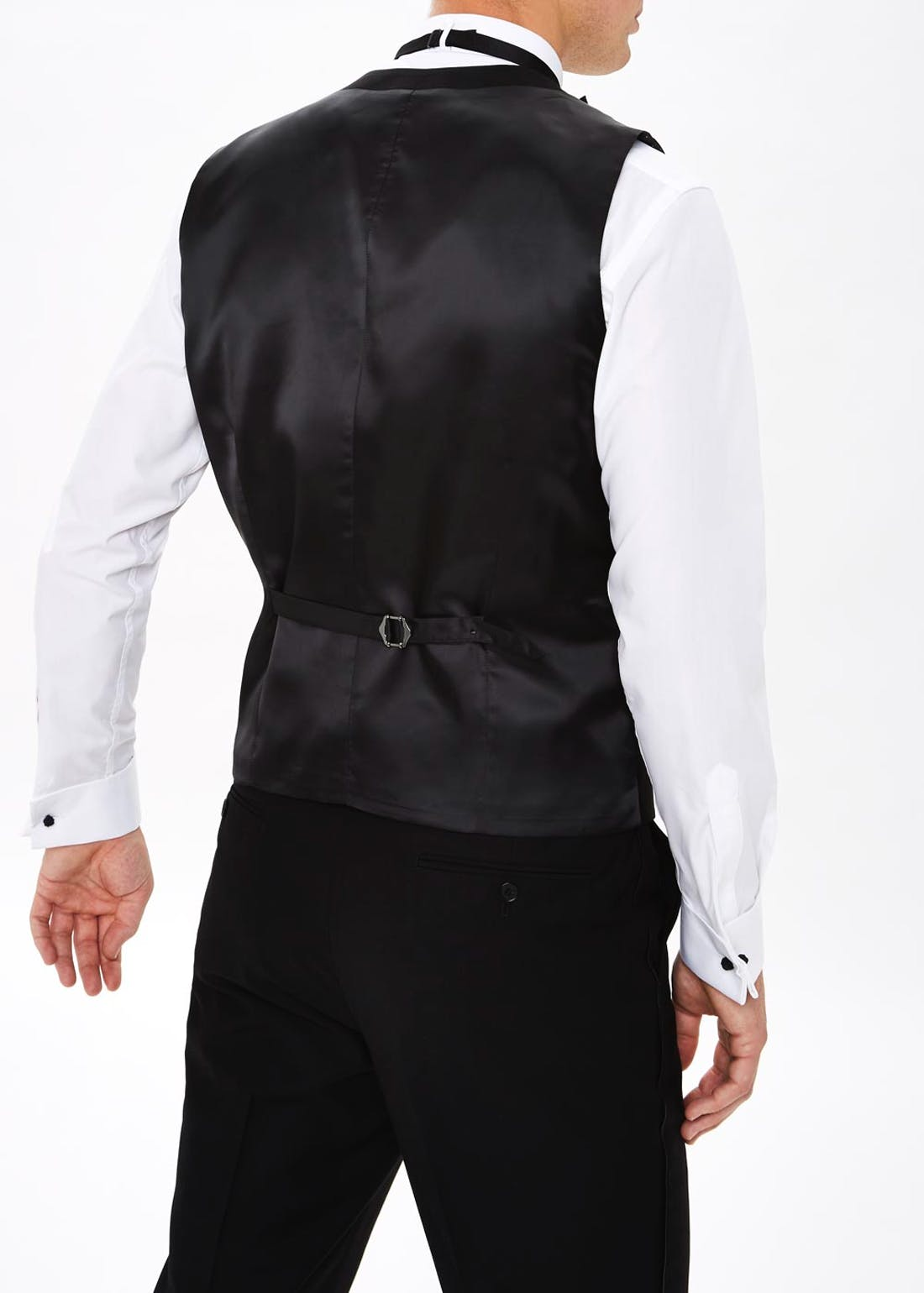 Taylor & Wright Firth Tailored Fit Tuxedo Waistcoat