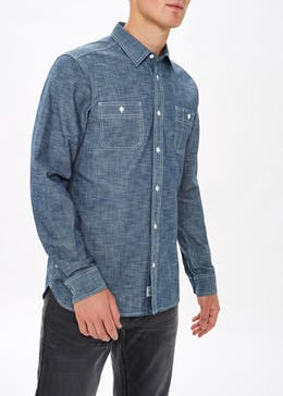 Morley Chambray Long Sleeve Shirt