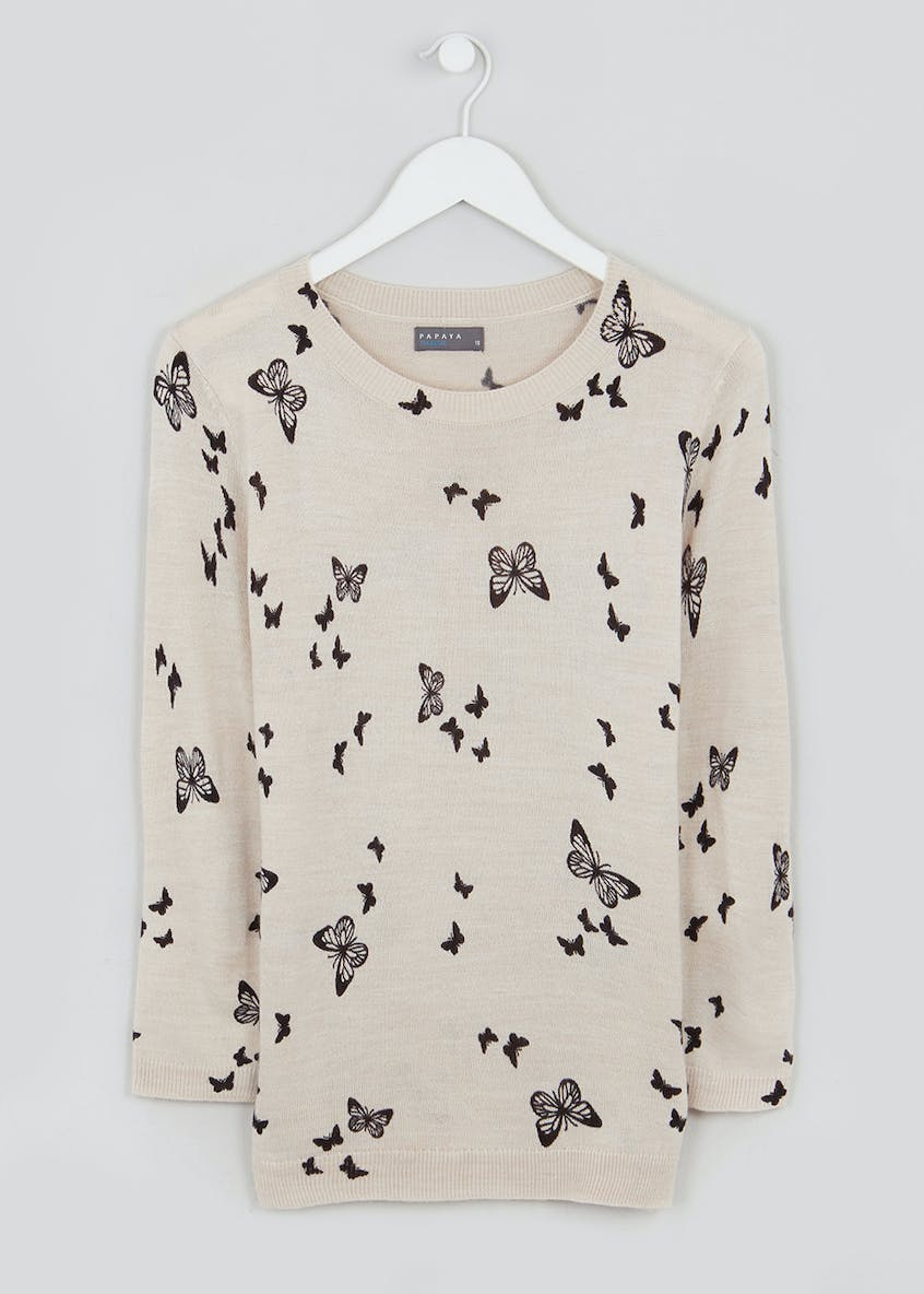 Butterfly Super Soft Jumper