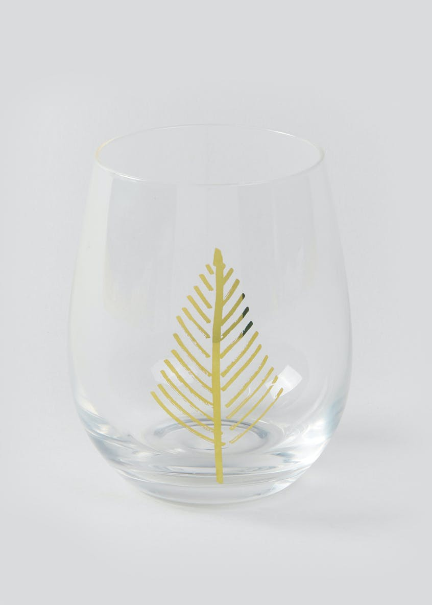 Christmas Tree Tumbler (11cm x 8cm)
