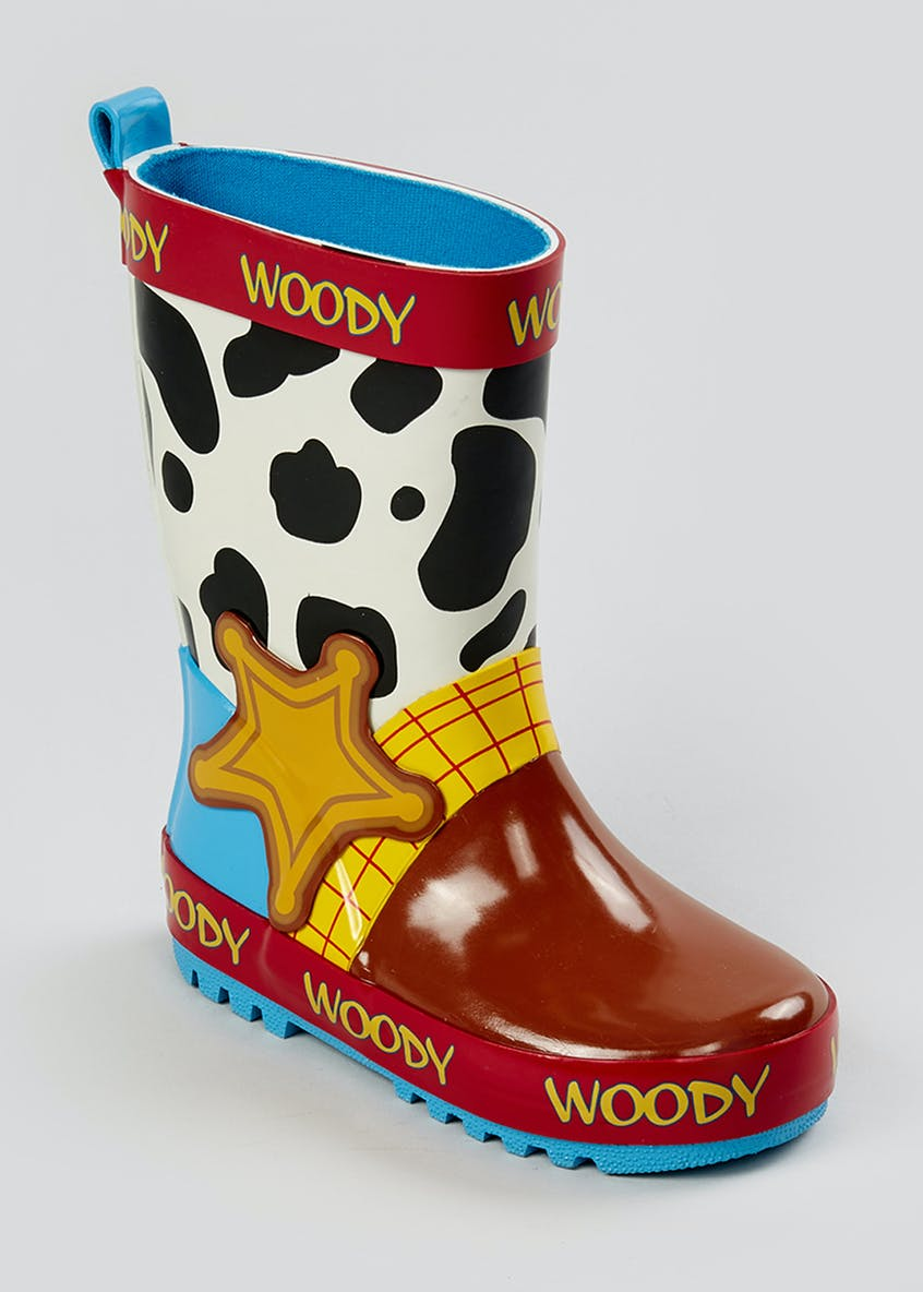 Kids Disney Toy Story Woody Wellies (Younger 4-12)
