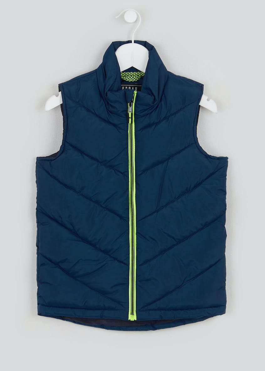 Boys Padded Gilet (4-13yrs)