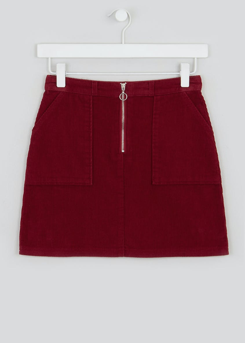 Girls Candy Couture Cord Skirt (9-16yrs)