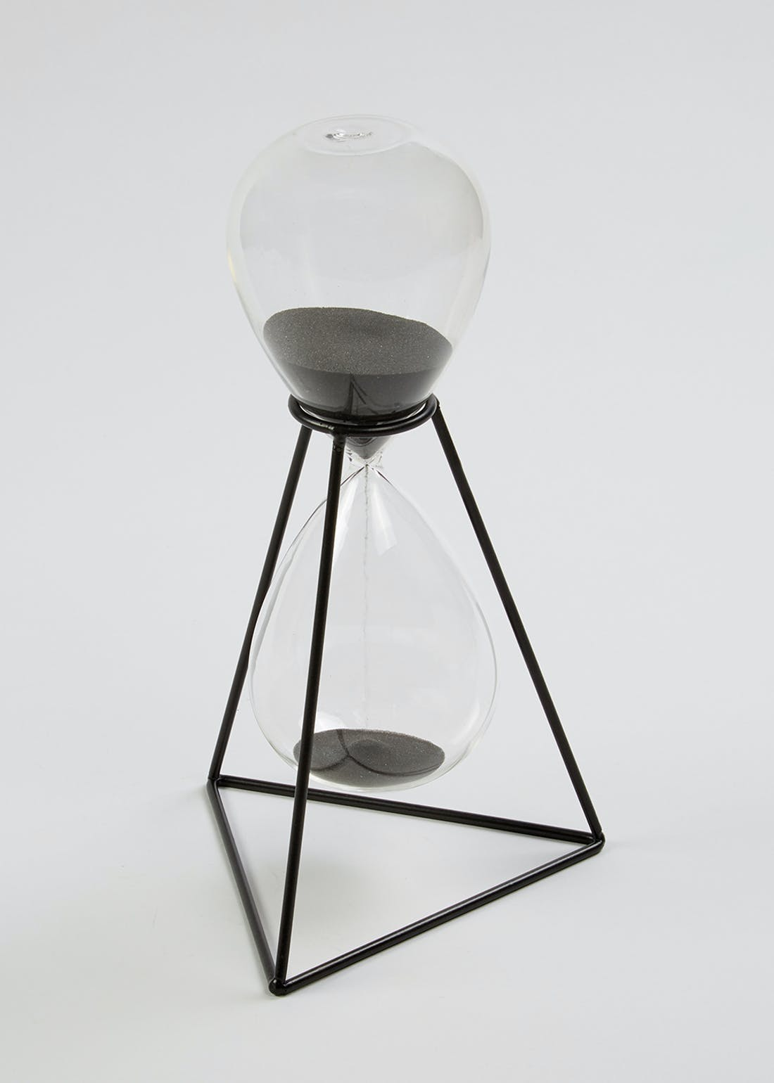 Sand Timer on Stand (30cm x 13cm x 13cm)