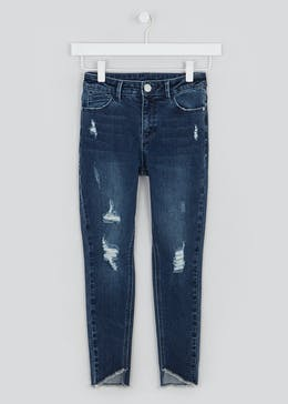 Girls Candy Couture Ripped Jeans (9-16yrs)