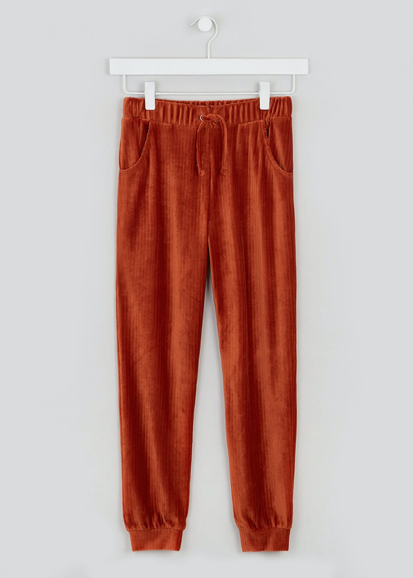 Girls Candy Couture Slim Jogging Bottoms (9-16yrs)