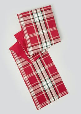 Tartan Christmas Table Runner (2.2m x 35cm)