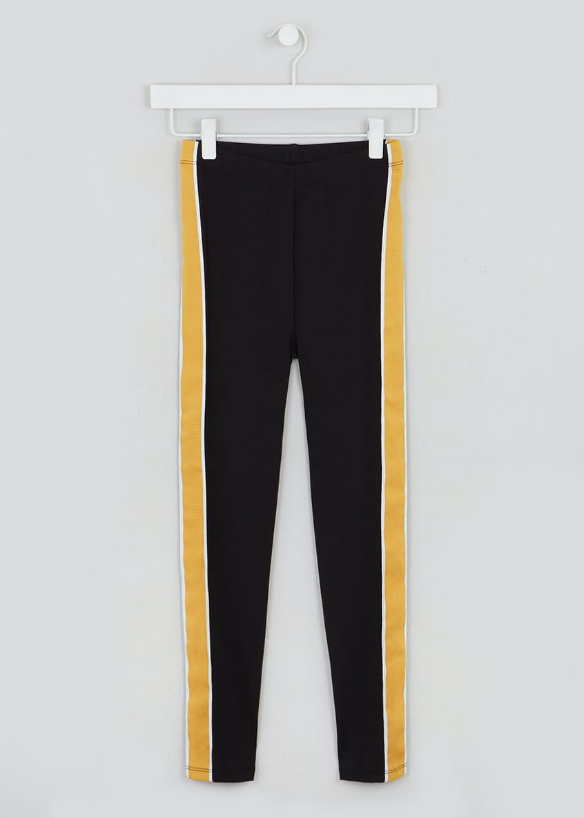 Girls Candy Couture Side Stripe Legging (9-16yrs)
