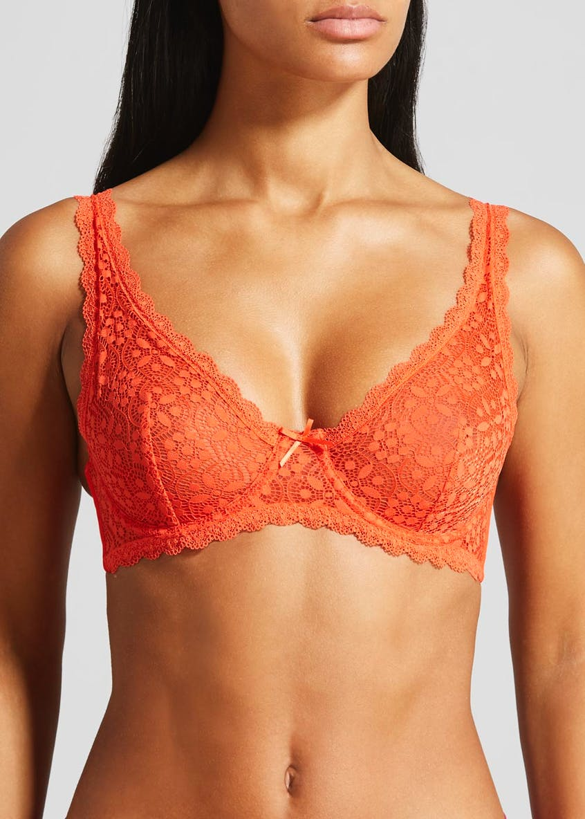 High Apex Lace Bra