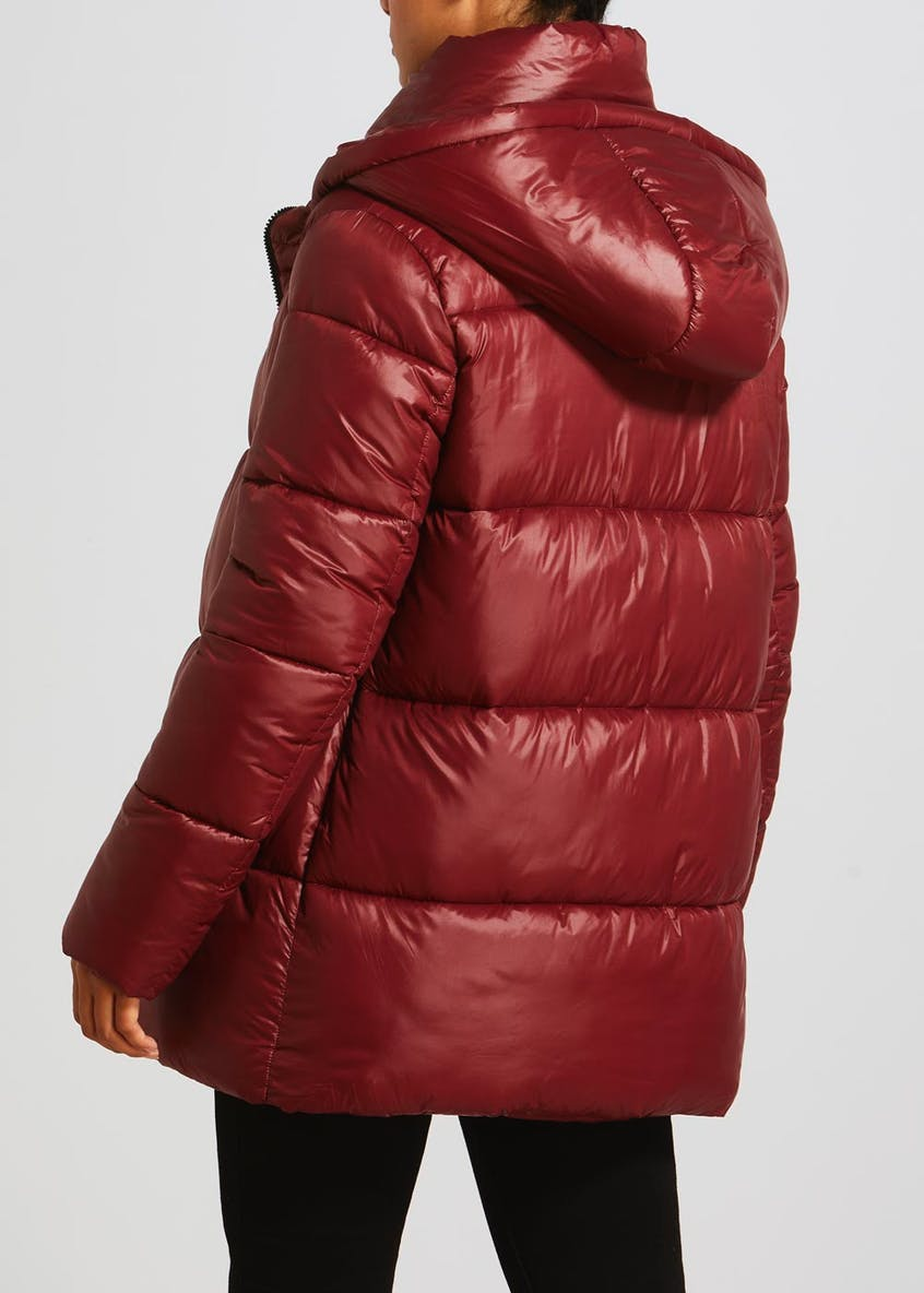High Shine Padded Coat