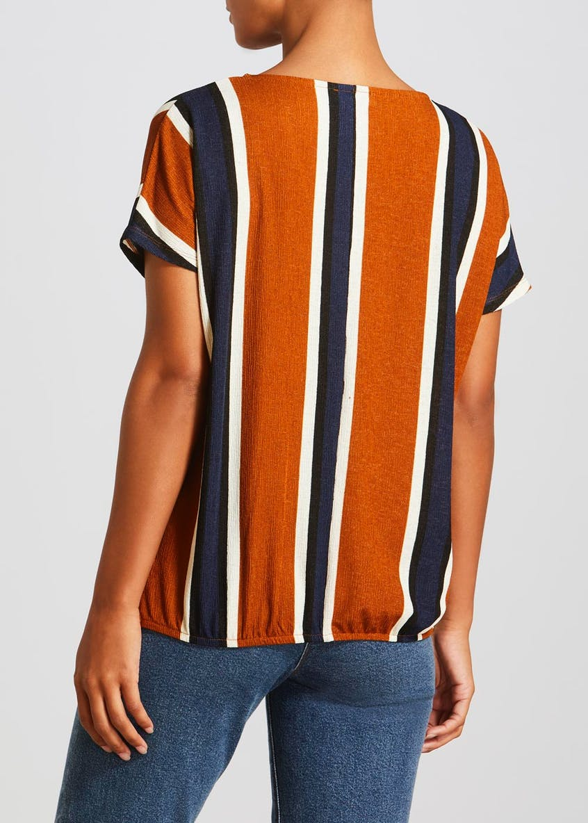 Stripe Ring T-Shirt