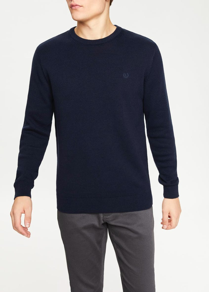 Lincoln Crew Neck Jumper
