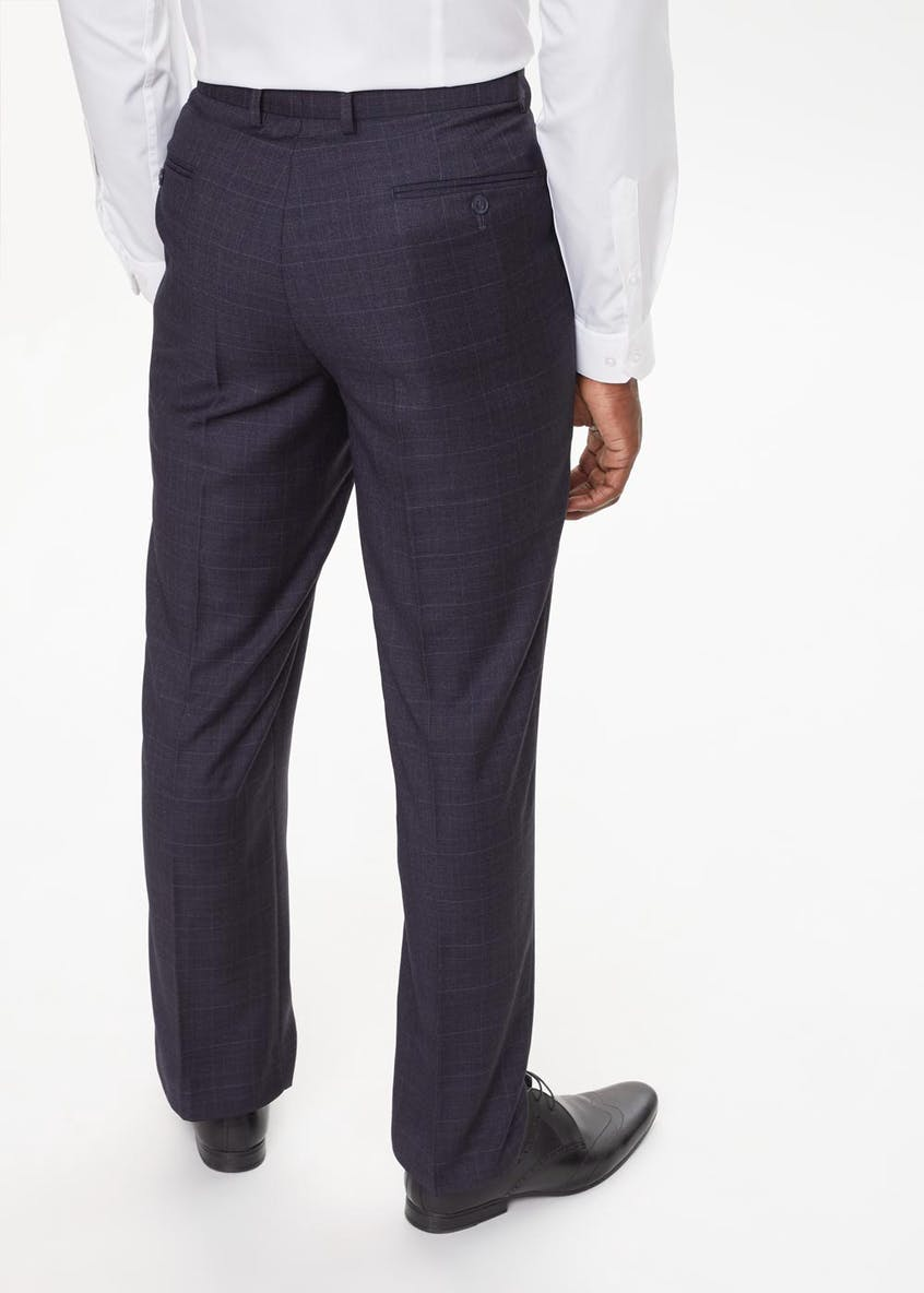 Glenridding Regular Fit Suit Trousers
