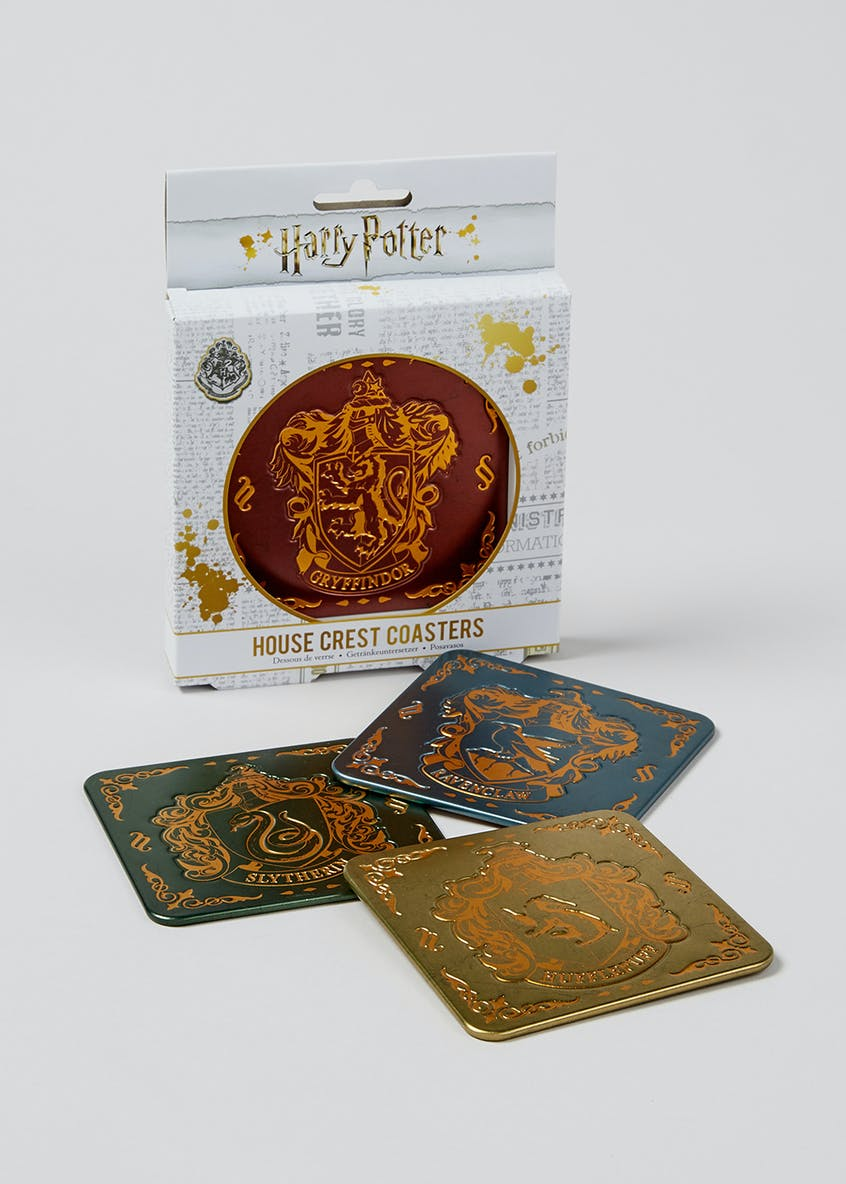 Harry Potter House Coasters