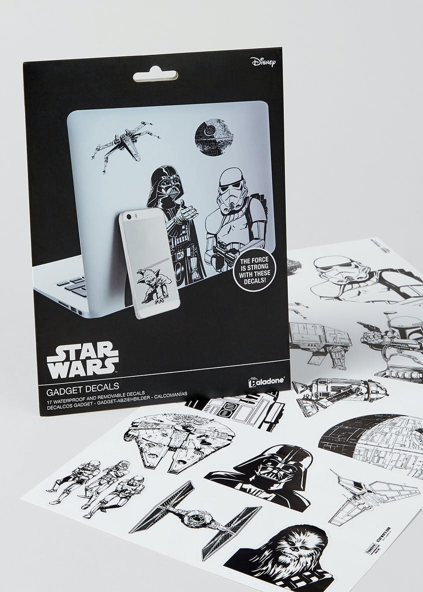Star Wars Gadget Stickers (24cm x 17cm)