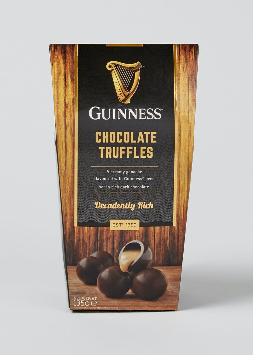 Guinness Boxed Chocolate Truffles