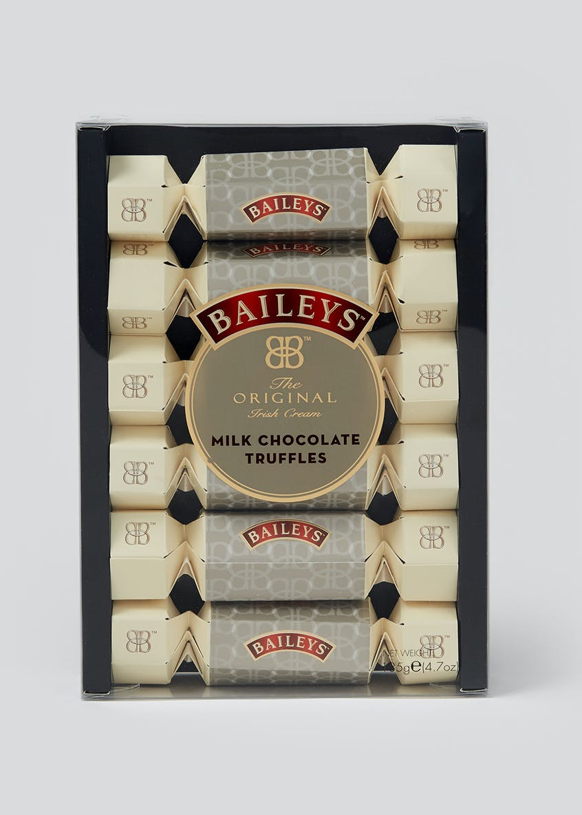 Baileys 6 Mini Chocolate Truffle Crackers