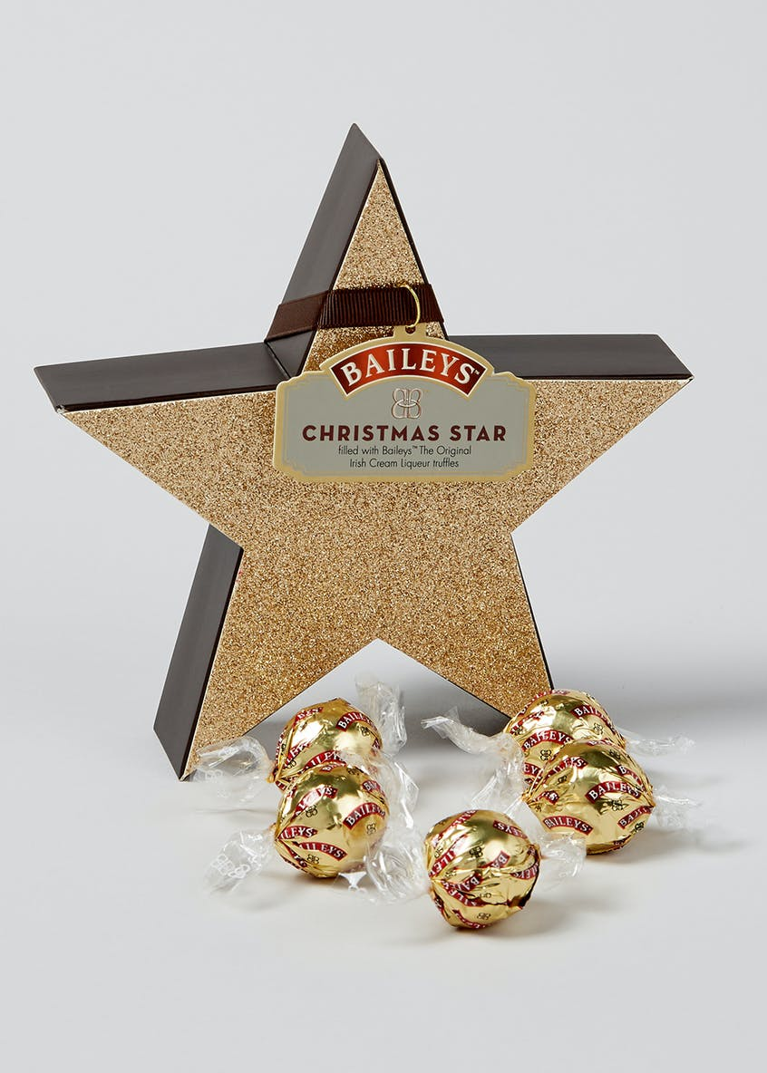 Baileys Star Boxed Chocolate Truffles