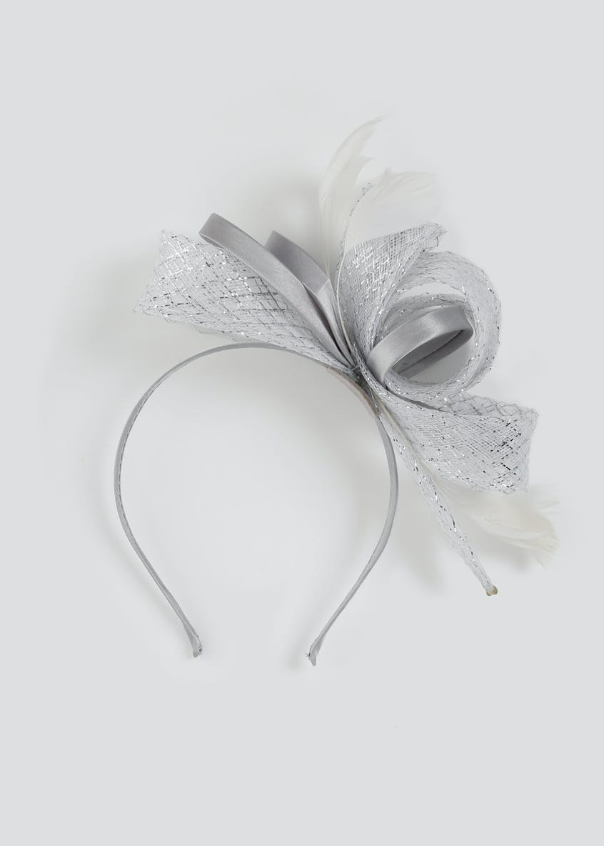 Lurex Loop Fascinator
