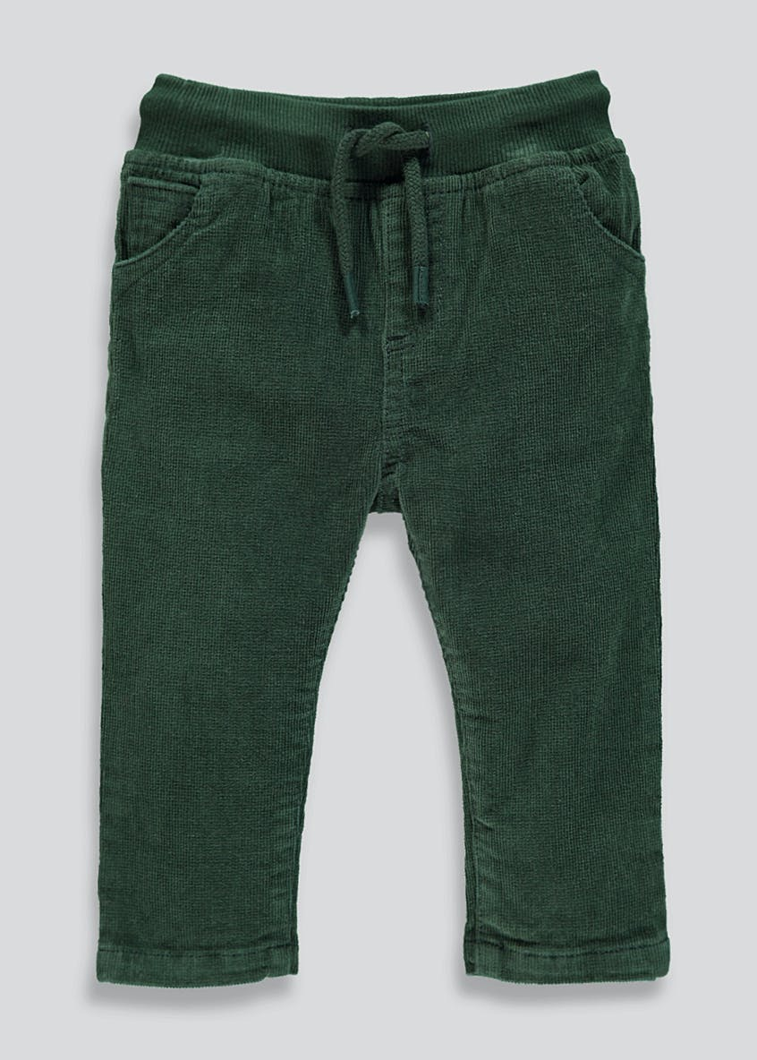 Kids Cord Trousers (9mths-6yrs)