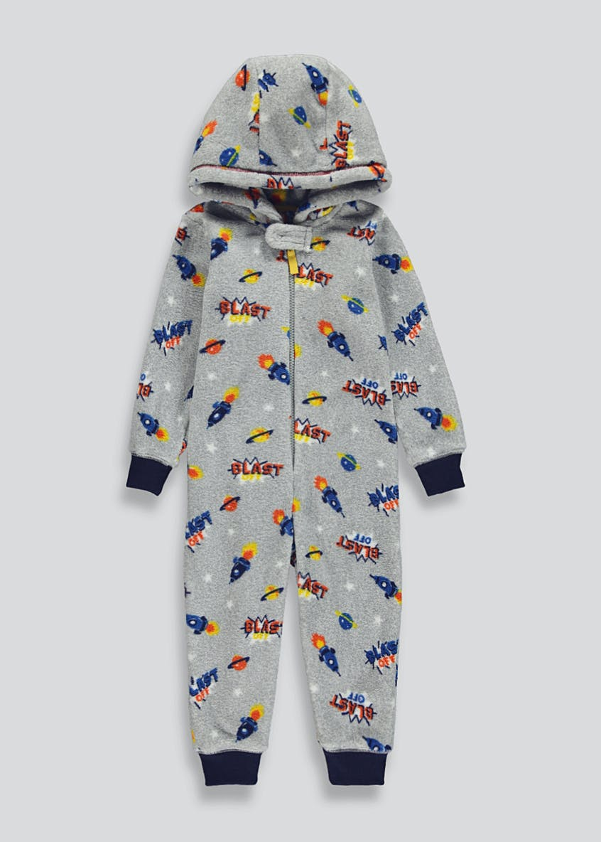 Kids Space Onesie (9mths-5yrs)