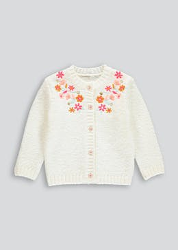 Girls Floral Cardigan (9mths-6yrs)
