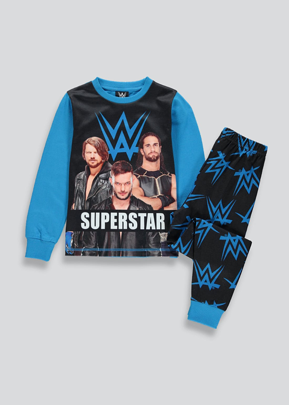 Kids WWE Pyjama Set (5-12yrs)