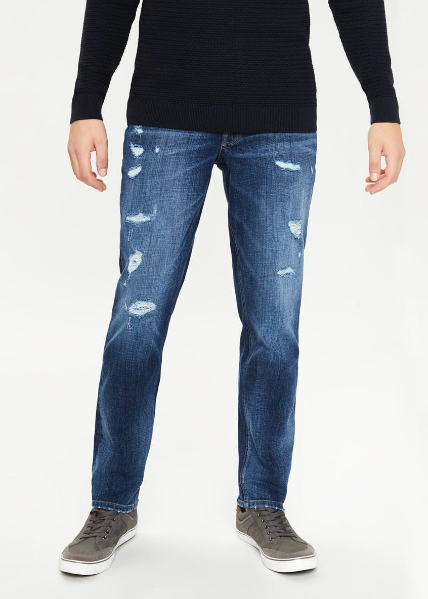 Premium Ripped Slim Fit Jeans