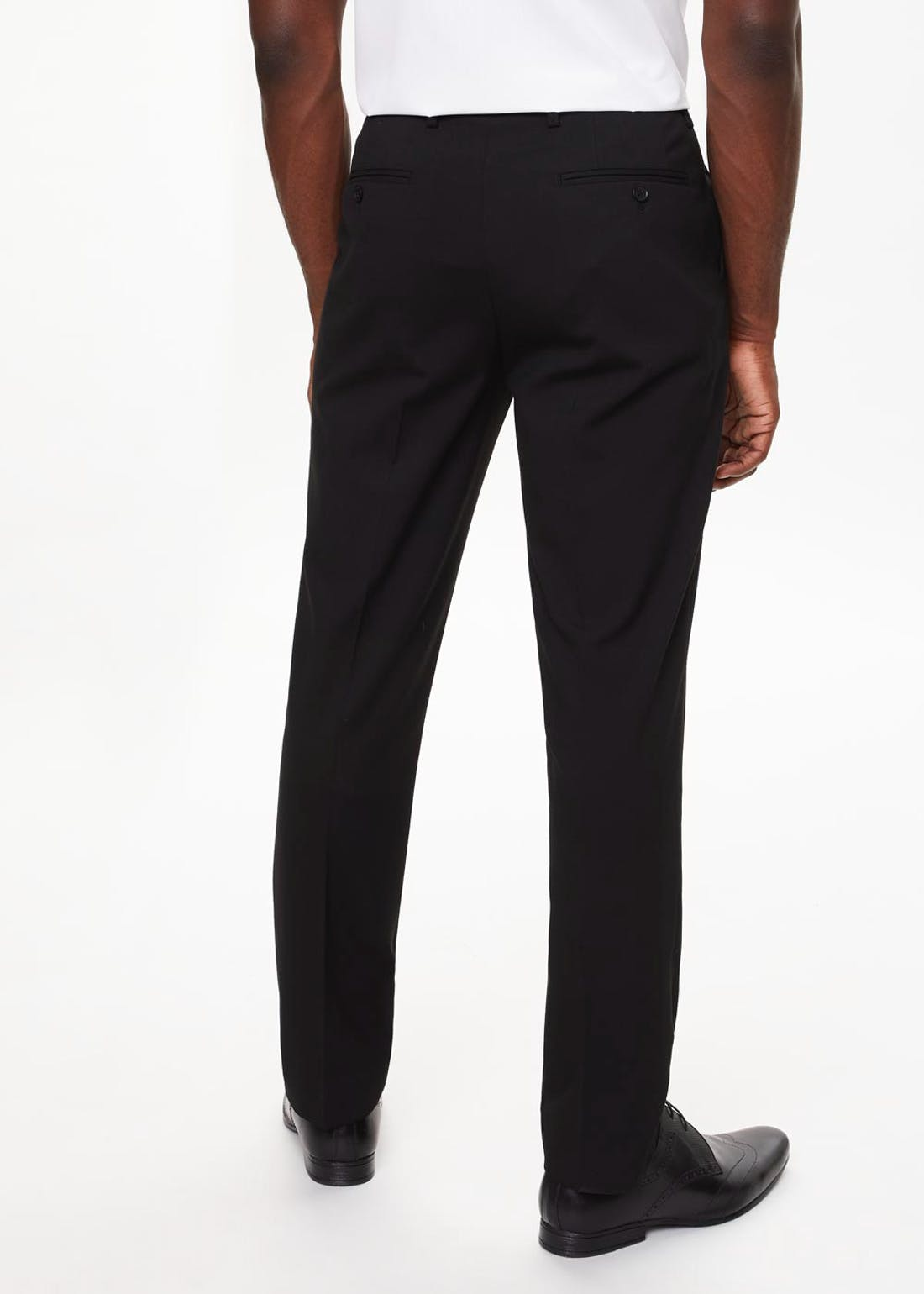 Taylor & Wright Slim Stretch Formal Trousers