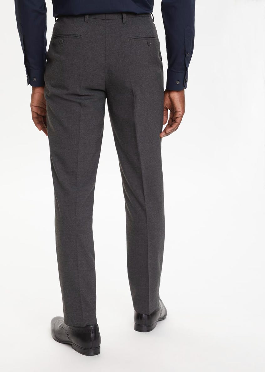 Slim Stretch Formal Trousers