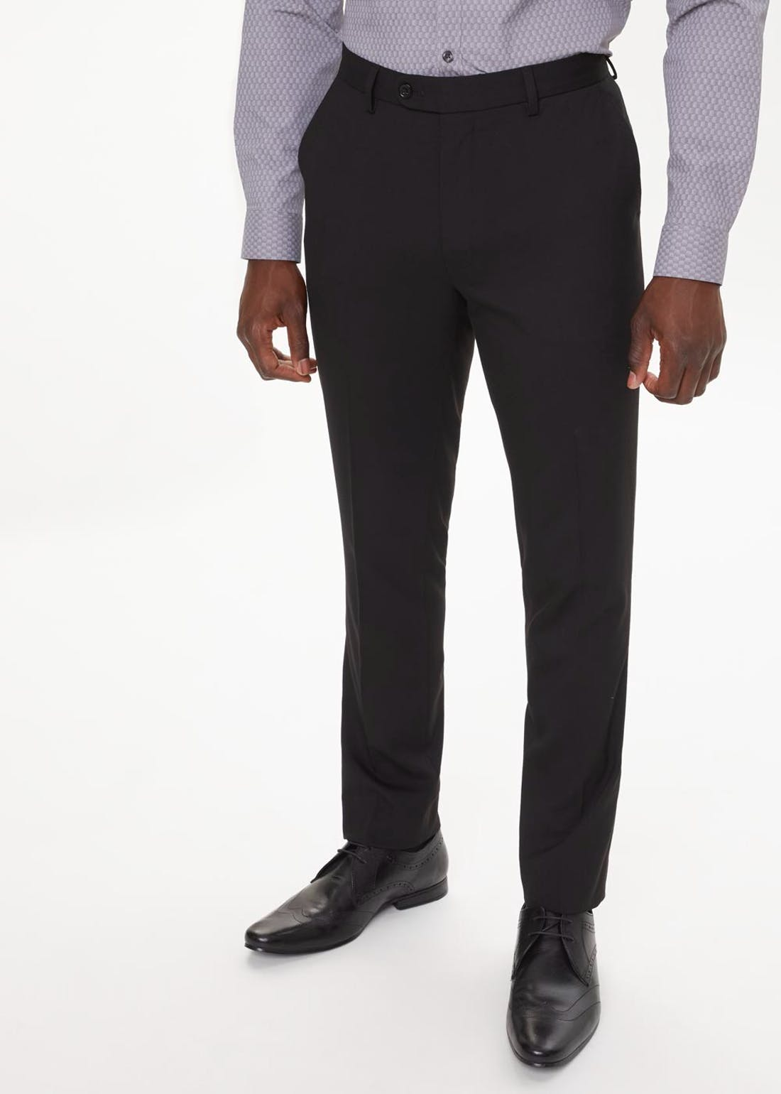 Taylor & Wright Skinny Stretch Formal Trousers