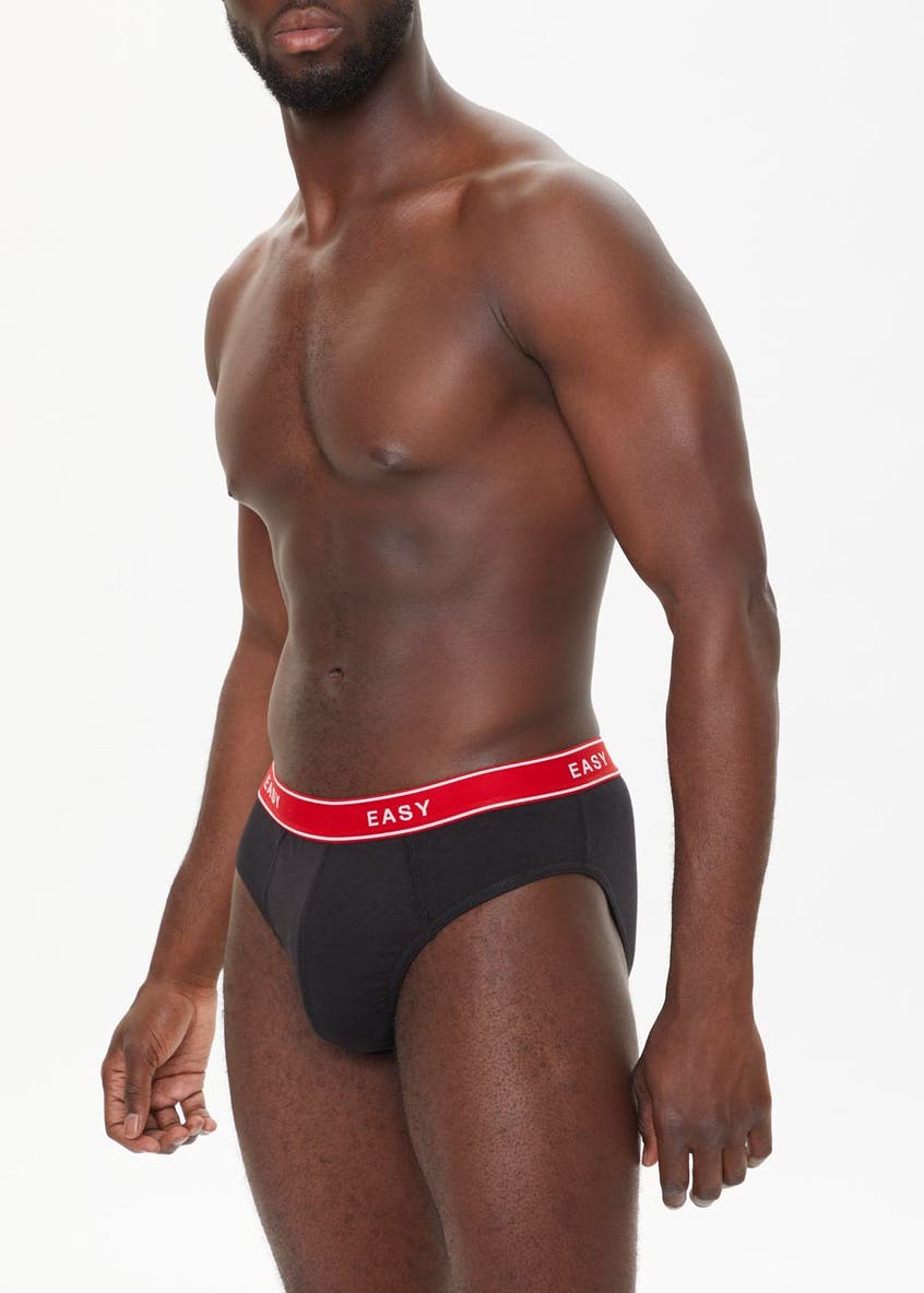 4 Pack Fashion Briefs