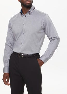 Regular Fit Long Sleeve Oxford Shirt