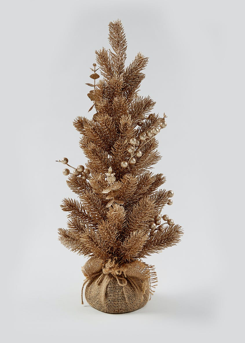 Glitter Christmas Tree (60cm)
