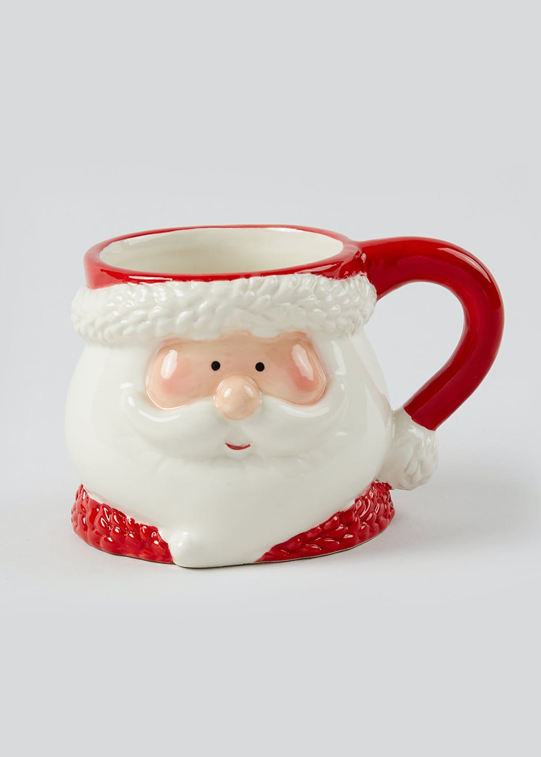 Novelty Christmas Santa Mug