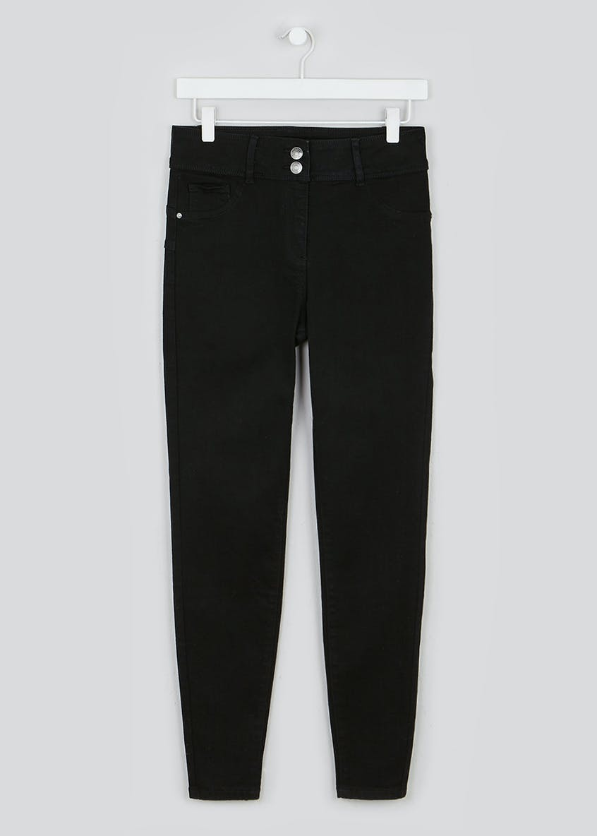 April Super Skinny Push Up Jeans